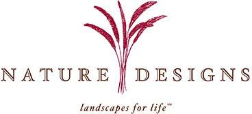 Nature Designs Landscaping Logo